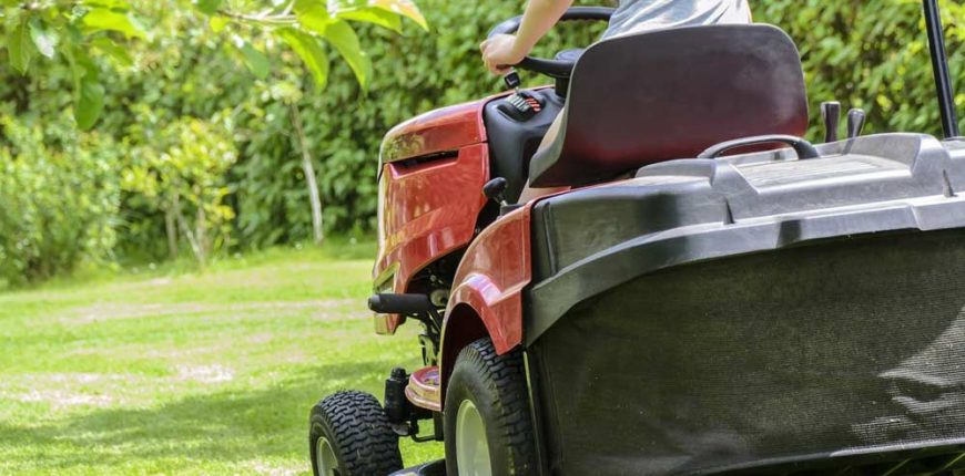 Should I Mow My Lawn After a Storm?